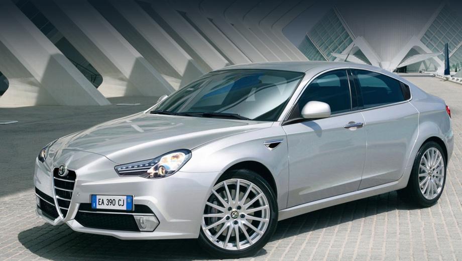 Alfa Romeo поделится платформой Giorgio с другими брендами 1