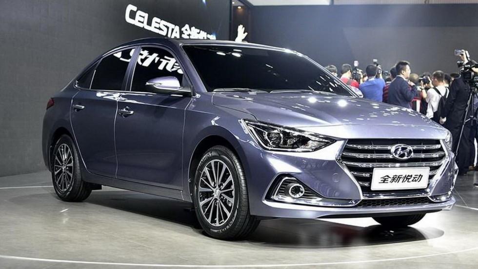 Китайский Hyundai Celesta в камуфляже замечен в Европе 2