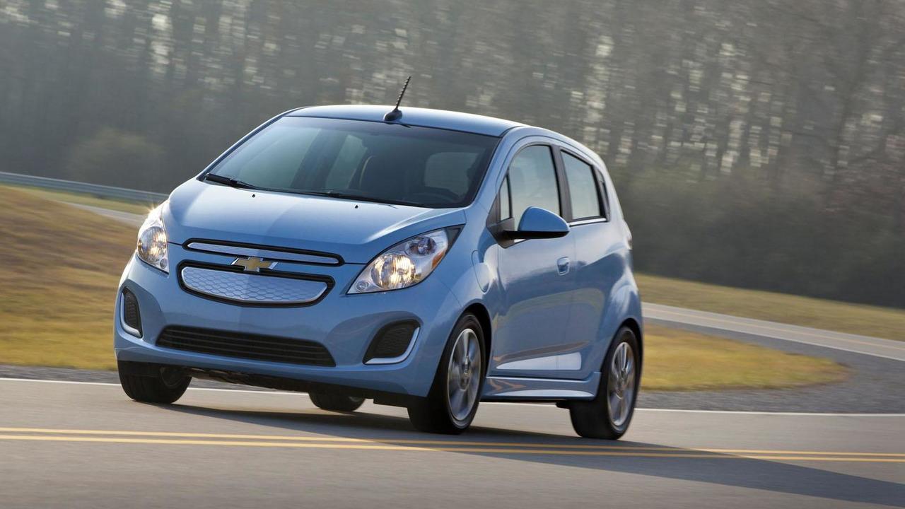 Chevrolet сняла с производства свой электромобиль 1