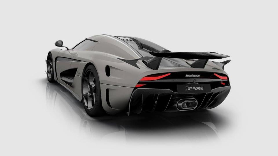 Koenigsegg предложил сотрудникам помечтать о собственном гиперкаре 2