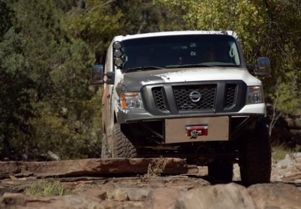 Nissan представит фургон-внедорожник 1