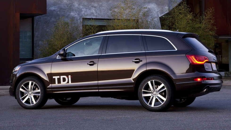 Volkswagen будет вынужден выкупить автомобили с двигателем V6 2