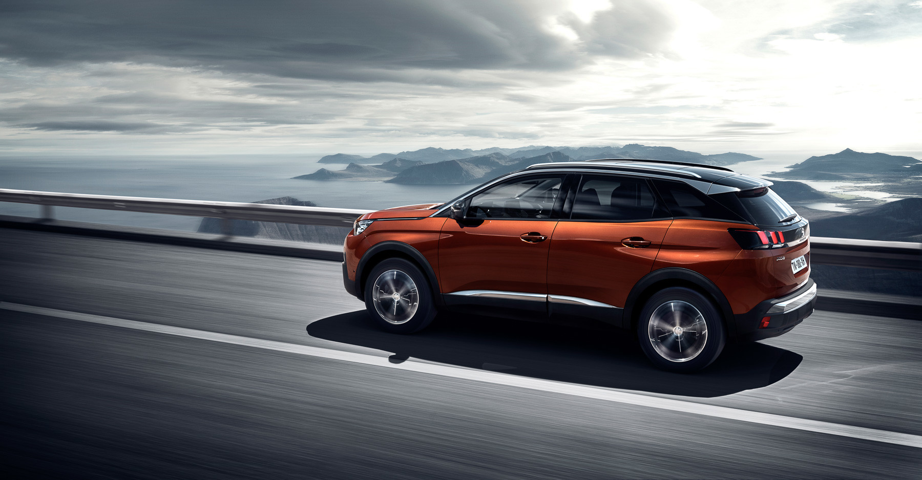 Peugeot приостановил выпуск модели 3008 из-за пожара 1