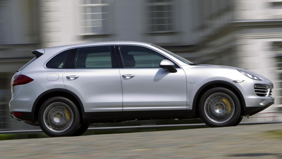 Volkswagen будет вынужден выкупить автомобили с двигателем V6 3