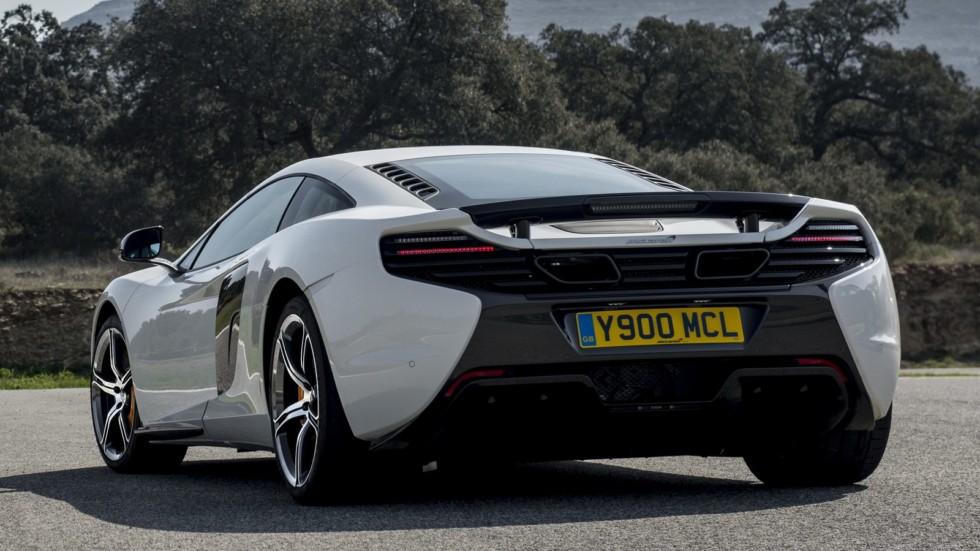 BMW и McLaren разработают новые двигатели 1