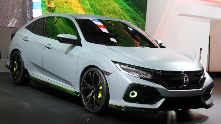 Honda выпустила рекордное количество автомобилей 2