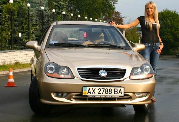 В Украине резко рухнули продажи китайских авто 1