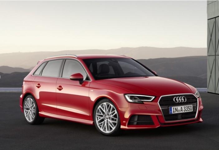 Audi выпустит новую модель 3