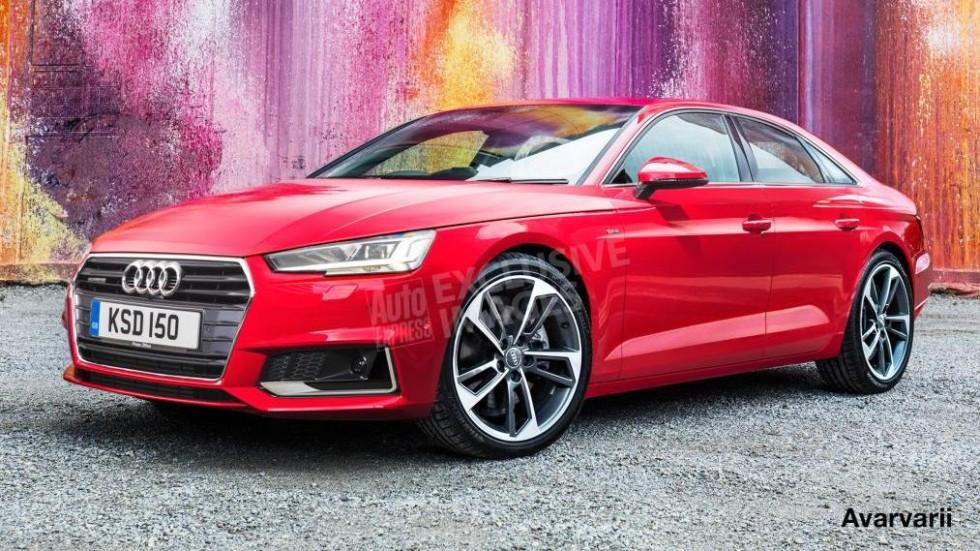 Audi выпустит новую модель 1