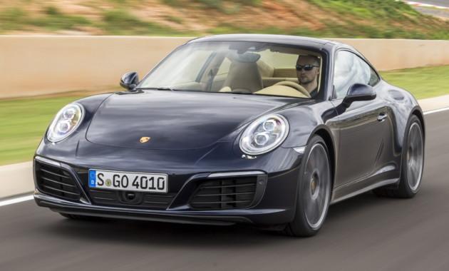 Porsche отзывает более 16 тысяч автомобилей по всему миру 1