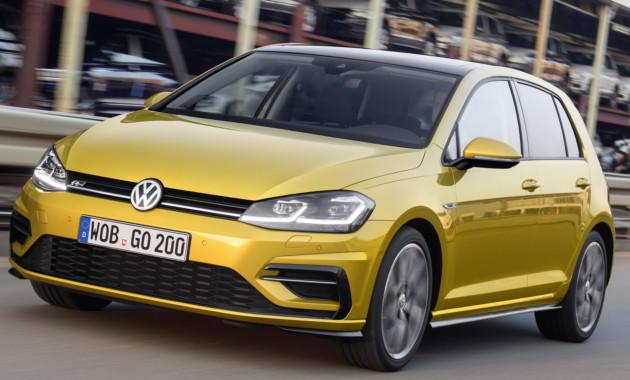 Новый Volkswagen Golf GTI получит электрическую турбину 1