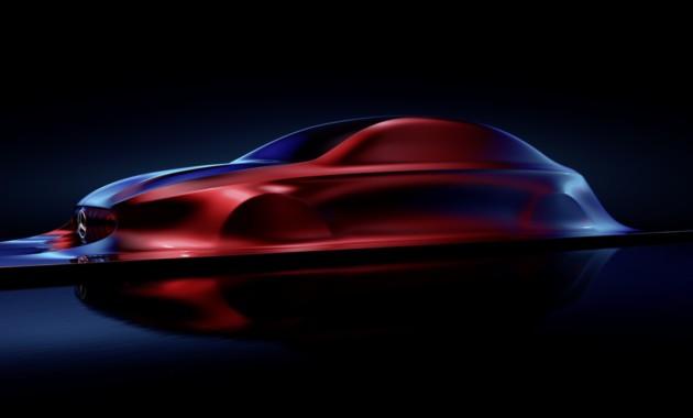 Mercedes-Benz «скульптурно» выразил дизайн новых моделей 1