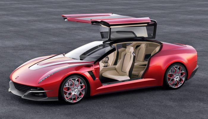 9 «невероятных» авто, которые появятся на дорогах в этом году 8