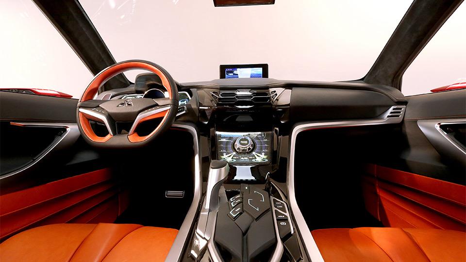 Спорткар Mitsubishi Eclipse станет кроссовером 4