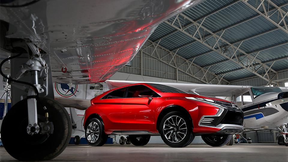 Спорткар Mitsubishi Eclipse станет кроссовером 1