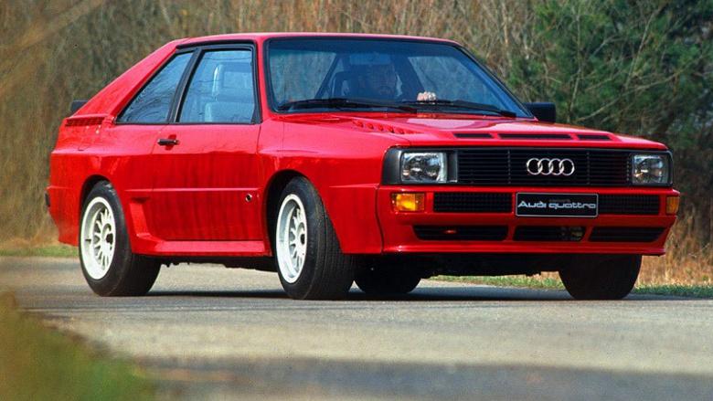 Audi выпустила 8-миллионный экземпляр Quattro 1