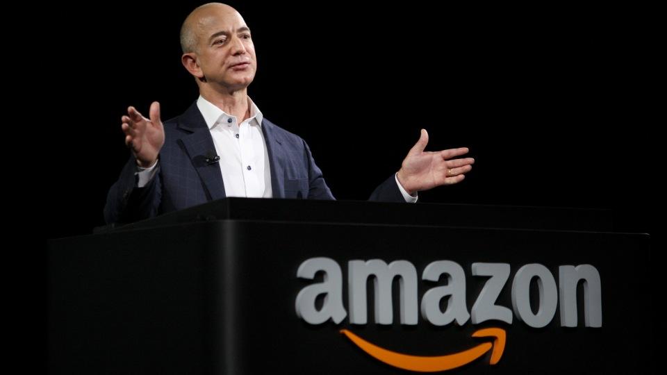 Amazon поможет беспилотникам выбирать полосу движения 1