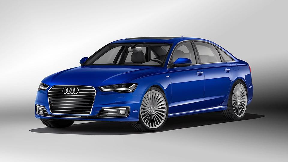 Audi займется производством электрокаров в Китае 2