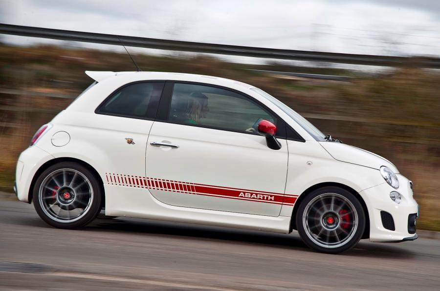 «Истинный итальянец»: тест-драйв Fiat 500 Abarth 2
