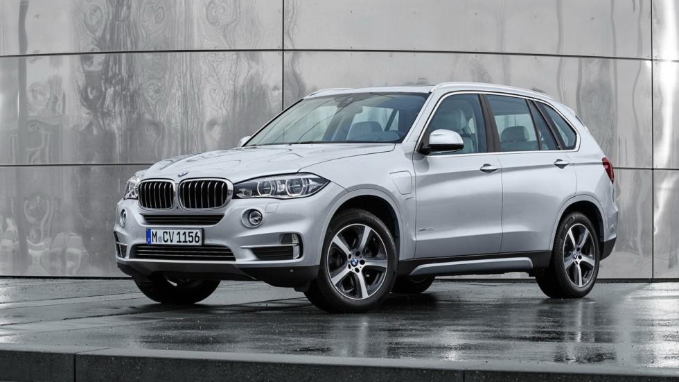 BMW, Mini и Rolls-Royce отзывают 3500 автомобилей 3