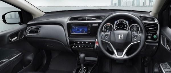 Honda показала обновленный седан City 3