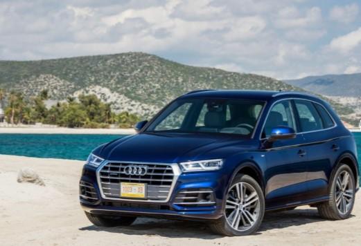 Audi объявила цены на новый Q5 1
