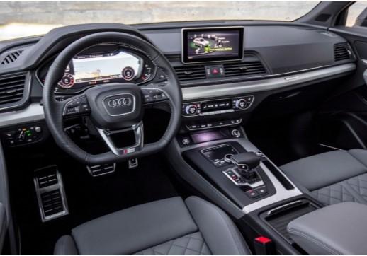 Audi объявила цены на новый Q5 2