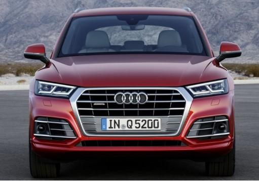 Audi объявила цены на новый Q5 3