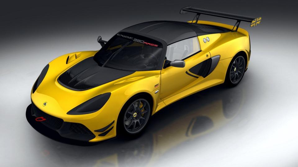 Lotus сделал «убийцу суперкаров» еще экстремальнее 2