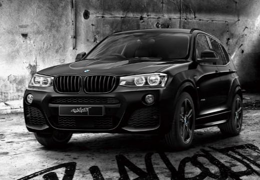 BMW начала год с выпуска спецверсий X3, X4 и X5 1