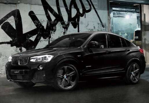 BMW начала год с выпуска спецверсий X3, X4 и X5 2