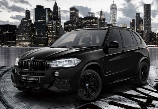 BMW начала год с выпуска спецверсий X3, X4 и X5 3