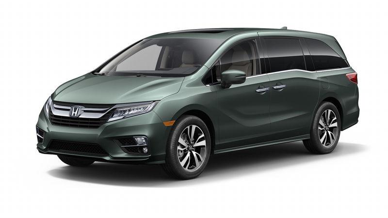 Honda представила новый минивэн - «домохозяйки аплодируют» 3