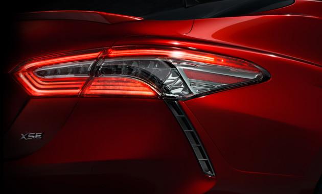 Парад новинок Toyota в Детройте возглавит новая Camry 2