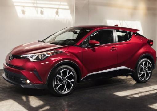 Парад новинок Toyota в Детройте возглавит новая Camry 1