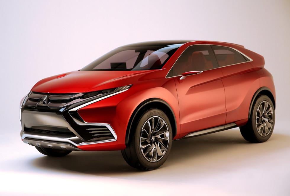 Mitsubishi представит конкурента Nissan Qashqai в марте 1