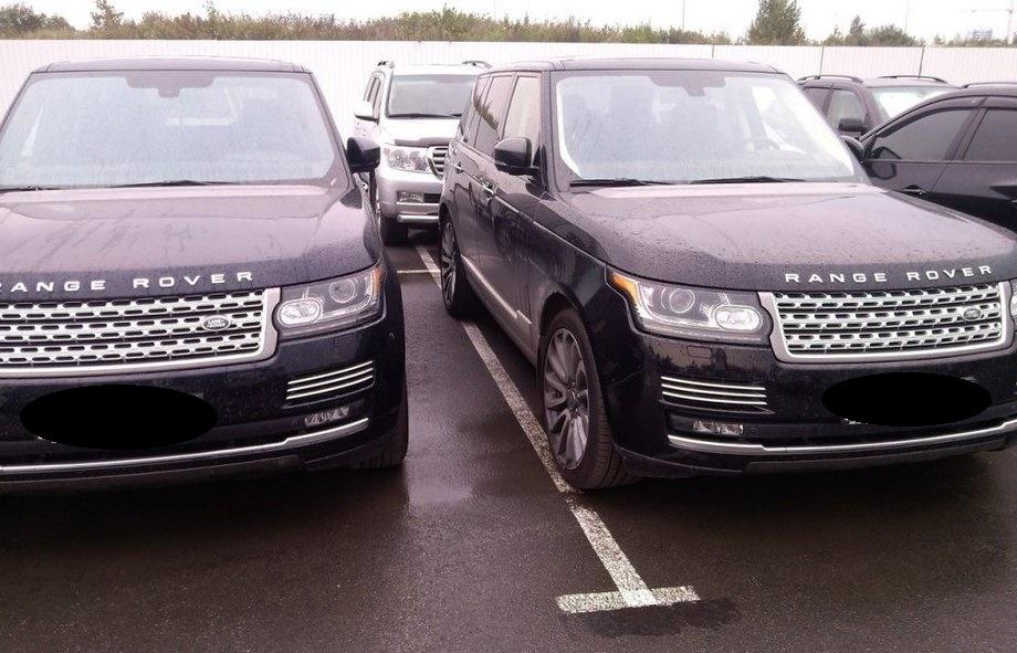 «Автомобиль-двойник»: как распознать 1