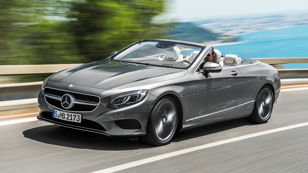 Mercedes S-класса «отозвали в сторонку» 1
