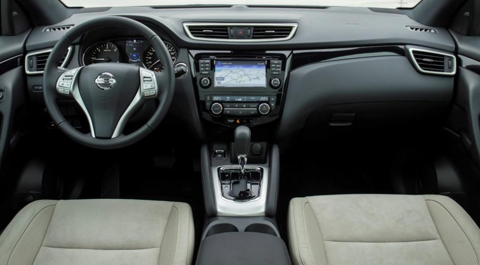 Nissan Qashqai направляется в США 2