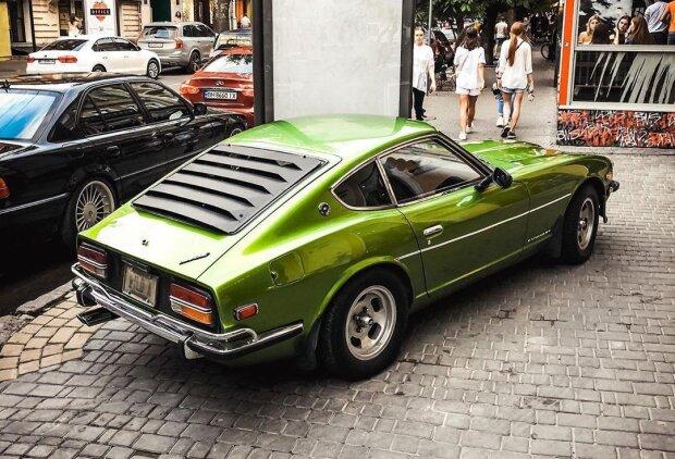 В Украине засветился уникальный спорткар из 70-х годов прошлого века 2