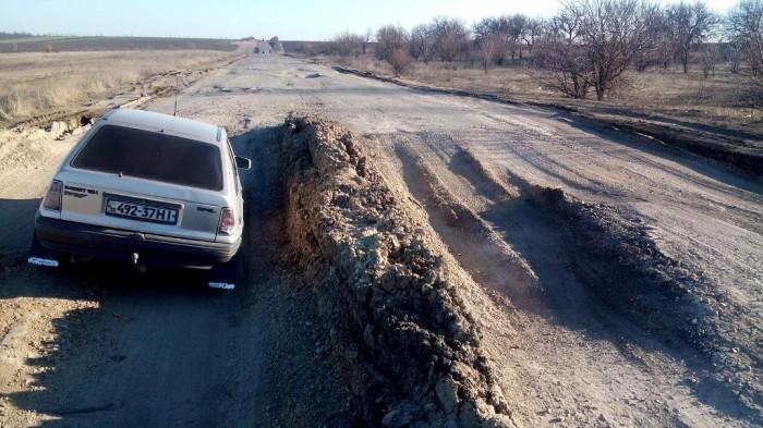 «Подходы кардинально разнятся»: в Укравтодоре сравнили дороги в двух украинских областях 1