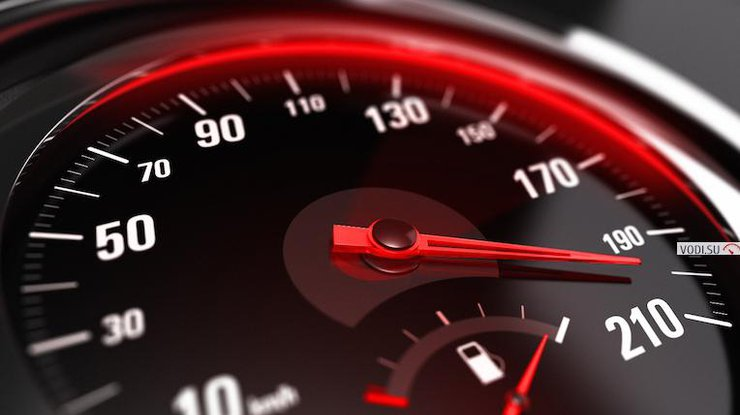В МВД хотят повысить штрафы за превышение скорости 1