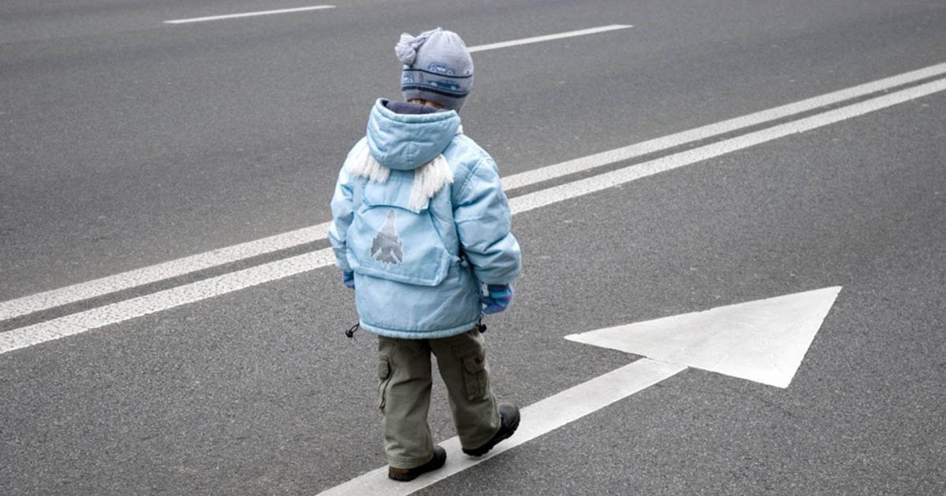 Названа область, где чаще всего происходят ДТП с участием детей 1