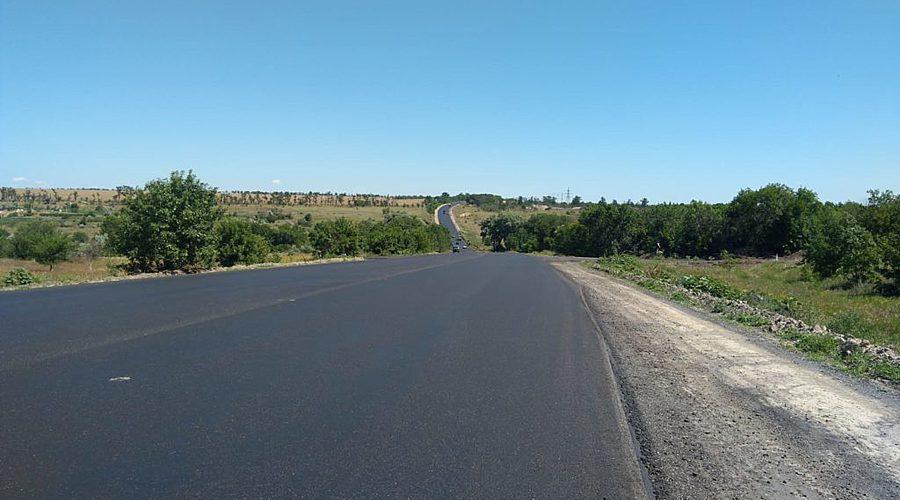 В Украине завершили ремонт почти миллиардной стратегической трассы 1