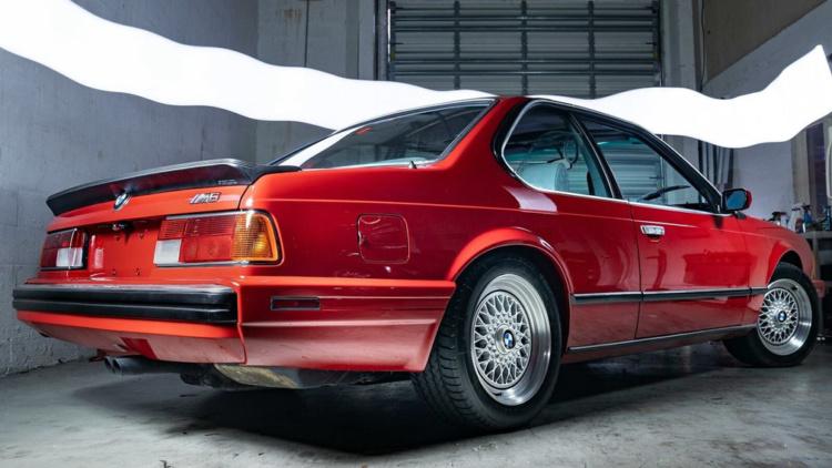 Редчайший BMW M6 продают за безумные деньги 2