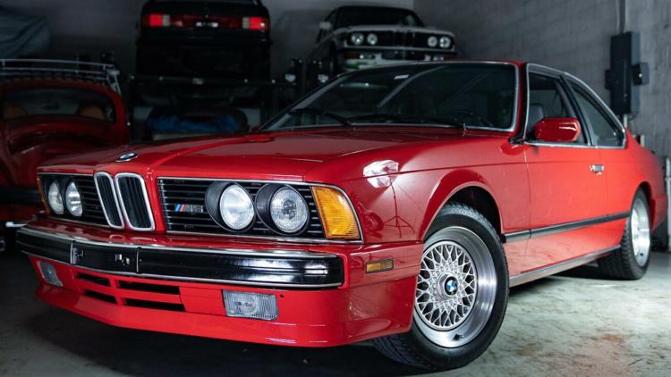 Редчайший BMW M6 продают за безумные деньги 1