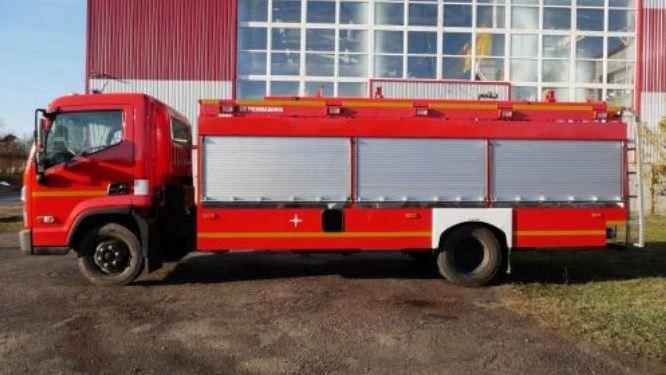 В Украине создали уникальную пожарную машину 1