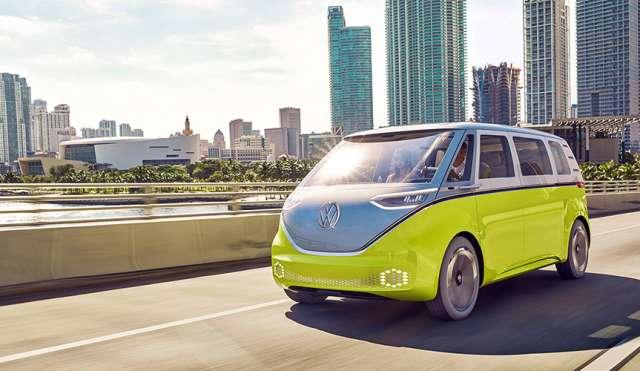 Электрическая новинка Volkswagen получит культовое имя 1