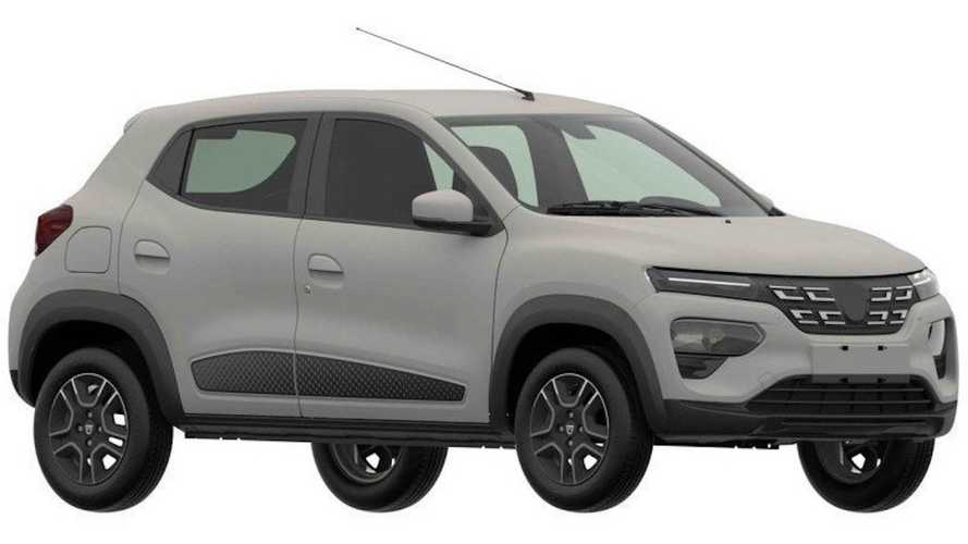 Самый дешевый электромобиль Renault показался на изображениях 2
