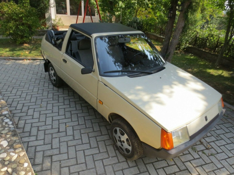 В Македонии обнаружили «Таврию» в крайне необычном кузове 1